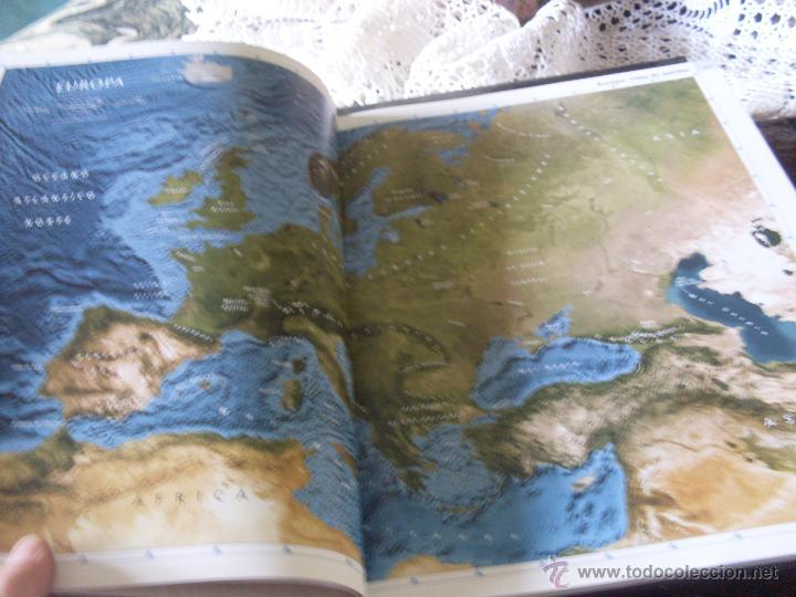 Libros de segunda mano: ATLAS NATIONAL GEOGRAPHIC. COMPLETA EN 14 TOMOS. PRECINTADOS (EN1B) - Foto 5 - 42945000