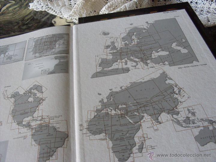 Libros de segunda mano: ATLAS NATIONAL GEOGRAPHIC. COMPLETA EN 14 TOMOS. PRECINTADOS (EN1B) - Foto 7 - 42945000