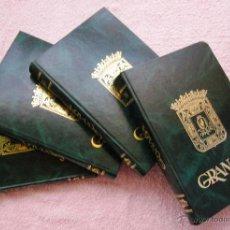 Libros de segunda mano: GRANADA- 4 TOMOS- 1981-82- MUY BUEN ESTADO-. Lote 43041812