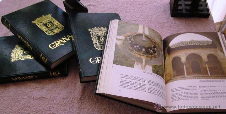 Libros de segunda mano: GRANADA- 4 tomos- 1981-82- Muy buen estado- - Foto 3 - 43041812
