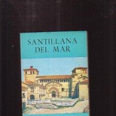 Libros de segunda mano: SANTILLANA DEL MAR ( EDICION EN FRANCES ). Lote 43459190