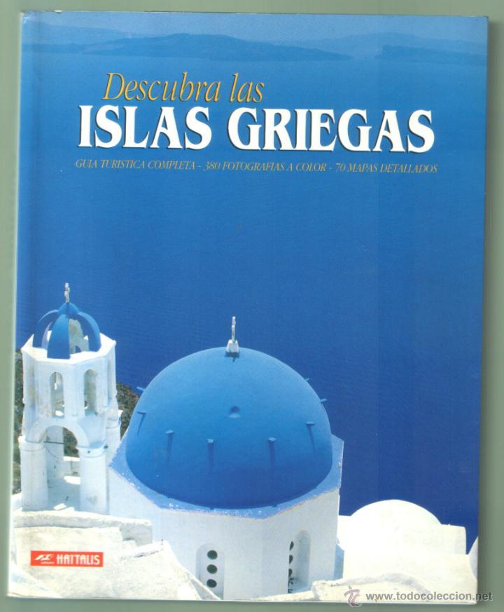 1 libro de ** descubra las islas griegas ** 2 - Comprar Libros de ...