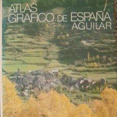 Libros de segunda mano: TIRSO ECHEANDÍA. ATLAS GRÁFICO DE ESPAÑA. RM65619. . Lote 43626792