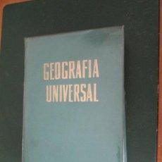 Libros de segunda mano: GEOGRAFIA UNIVERSAL 1961. Lote 43934218