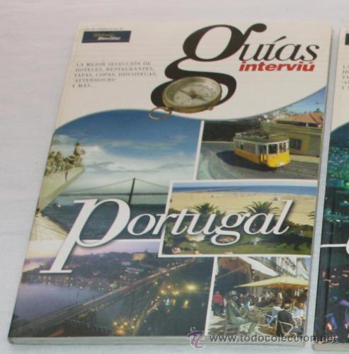GUIAS INTERVIU - PORTUGAL - LIBRO GUIA TURISTICO - GRUPO Z (Libros de Segunda Mano - Geografía y Viajes)