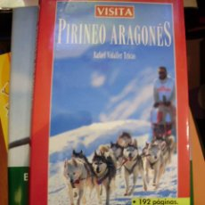 Libros de segunda mano: PIRINEO ARAGONÉS (LEÓN, 1997) GUÍA. Lote 44187077