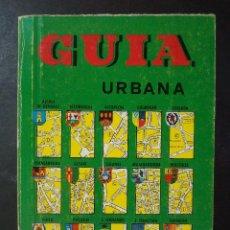 Libros de segunda mano: GUIA URBANA DE MADRID – ZONA DE INFLUENCIA. TOMO II. 1984. JOSÉ PAMÍAS EDITOR, . Lote 44397562