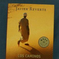 Libros de segunda mano: LOS CAMINOS PERDIDOS DE ÁFRICA. JAVIER REVERTE. COL. BEST SELLER DEBOLSILLO, 2002, 1ª ED.. Lote 139785281