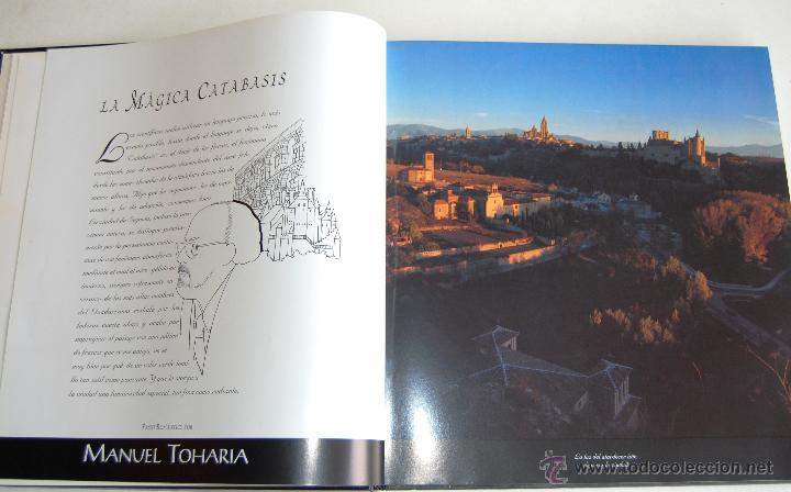 Libros de segunda mano: CIUDADES PATRIMONIO DE LA HUMANIDAD DE ESPAÑA (UNESCO), SEGOVIA. - Foto 3 - 45347672