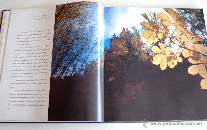 Libros de segunda mano: CIUDADES PATRIMONIO DE LA HUMANIDAD DE ESPAÑA (UNESCO), SEGOVIA. - Foto 5 - 45347672