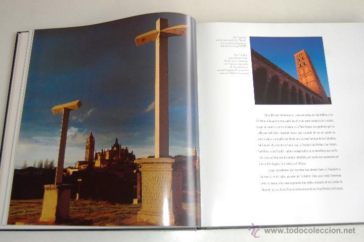 Libros de segunda mano: CIUDADES PATRIMONIO DE LA HUMANIDAD DE ESPAÑA (UNESCO), SEGOVIA. - Foto 6 - 45347672