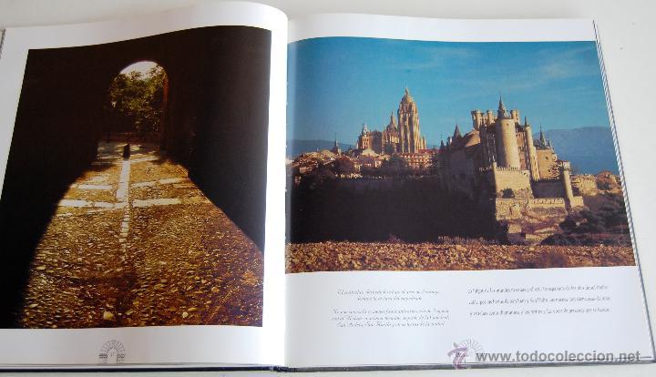 Libros de segunda mano: CIUDADES PATRIMONIO DE LA HUMANIDAD DE ESPAÑA (UNESCO), SEGOVIA. - Foto 7 - 45347672