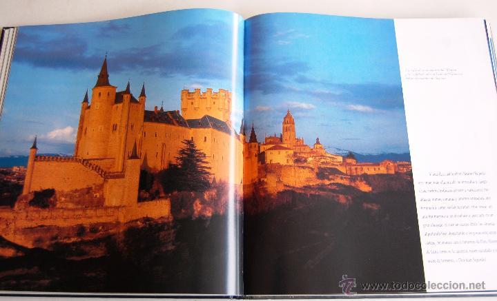 Libros de segunda mano: CIUDADES PATRIMONIO DE LA HUMANIDAD DE ESPAÑA (UNESCO), SEGOVIA. - Foto 8 - 45347672