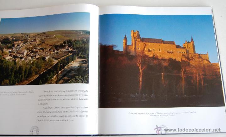 Libros de segunda mano: CIUDADES PATRIMONIO DE LA HUMANIDAD DE ESPAÑA (UNESCO), SEGOVIA. - Foto 9 - 45347672