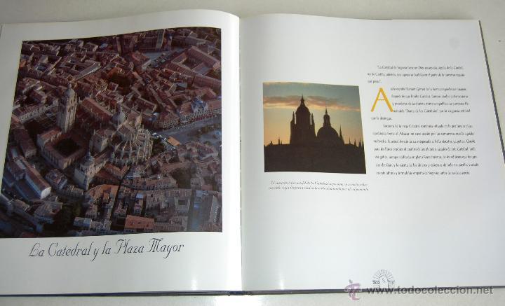Libros de segunda mano: CIUDADES PATRIMONIO DE LA HUMANIDAD DE ESPAÑA (UNESCO), SEGOVIA. - Foto 10 - 45347672