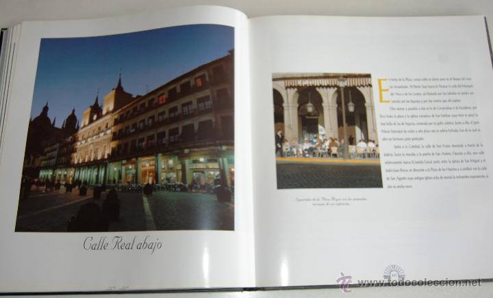 Libros de segunda mano: CIUDADES PATRIMONIO DE LA HUMANIDAD DE ESPAÑA (UNESCO), SEGOVIA. - Foto 11 - 45347672