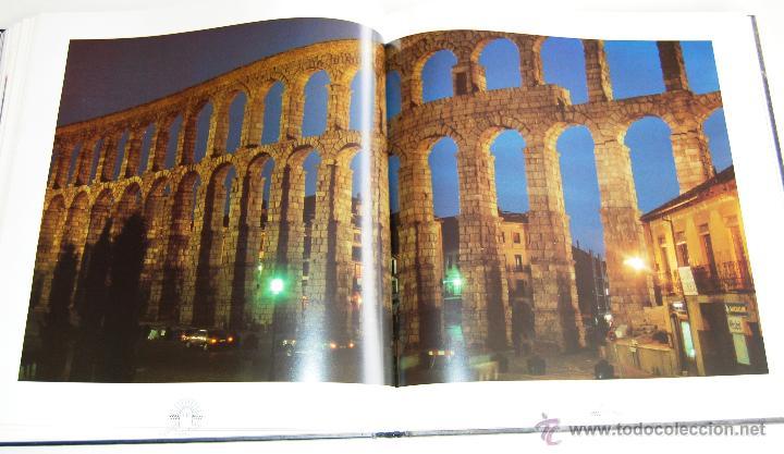 Libros de segunda mano: CIUDADES PATRIMONIO DE LA HUMANIDAD DE ESPAÑA (UNESCO), SEGOVIA. - Foto 12 - 45347672