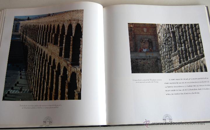 Libros de segunda mano: CIUDADES PATRIMONIO DE LA HUMANIDAD DE ESPAÑA (UNESCO), SEGOVIA. - Foto 13 - 45347672