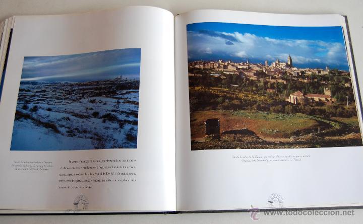 Libros de segunda mano: CIUDADES PATRIMONIO DE LA HUMANIDAD DE ESPAÑA (UNESCO), SEGOVIA. - Foto 15 - 45347672
