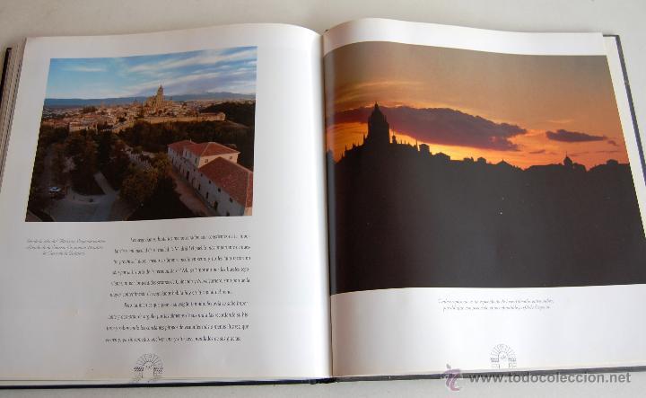 Libros de segunda mano: CIUDADES PATRIMONIO DE LA HUMANIDAD DE ESPAÑA (UNESCO), SEGOVIA. - Foto 16 - 45347672
