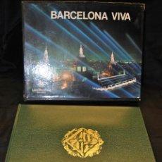Libros de segunda mano: BARCELONA VIVA. Lote 45357454