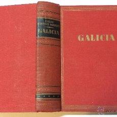 Libros de segunda mano: GUIAS DE ESPAÑA. GALICIA. EDICIONES DESTINO AÑO 1965.. Lote 45385550