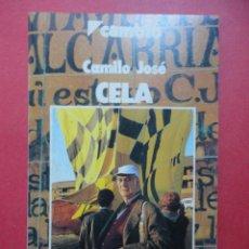 Libros de segunda mano: CAMILO JOSÉ CELA. NUEVO VIAJE A LA ALCARRIA (2).. Lote 162902064