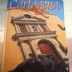 Livres d'occasion: ESTA ES CARTAGENA DE INDIAS LIBRO TURISMO PASTA DURA. Lote 45855583