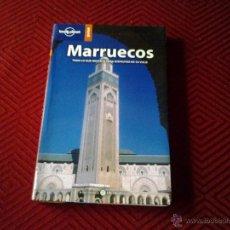 Libros de segunda mano: MARRUECOS.LONELY PLANET.. Lote 46327236