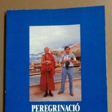 Libros de segunda mano: PEREGRINACIÓ AL TIBET (RAFAEL BATTESTINI I PONS) VIRGILI & PAGÈS ED. COL·LECCIO VIATGES. 1ª ED. 1989. Lote 46566713