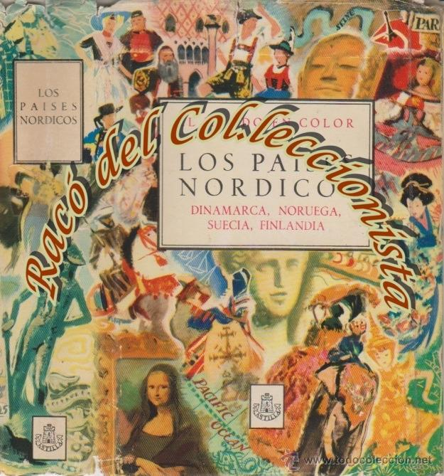 LOS PAISES NORDICOS, DINAMARCA, NORUEGA, SUECIA, FINLANDIA, DORE OGRIZEK, EDITORIAL CASTILLA, 1959 (Libros de Segunda Mano - Geografía y Viajes)