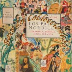 Libros de segunda mano: LOS PAISES NORDICOS, DINAMARCA, NORUEGA, SUECIA, FINLANDIA, DORE OGRIZEK, EDITORIAL CASTILLA, 1959. Lote 46744170