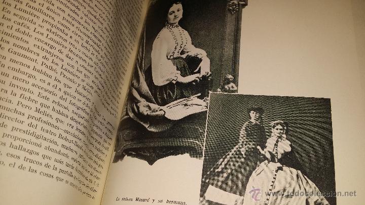 Libros de segunda mano: BIOGRAFIA DE PARIS,EDUARDO AUNOS,EDICION LUJO,ENCUADERNADA EN PIEL,AUTOGRAFIADA POR FERNANDO AUNOS - Foto 4 - 46947520