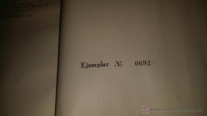 Libros de segunda mano: BIOGRAFIA DE PARIS,EDUARDO AUNOS,EDICION LUJO,ENCUADERNADA EN PIEL,AUTOGRAFIADA POR FERNANDO AUNOS - Foto 6 - 46947520