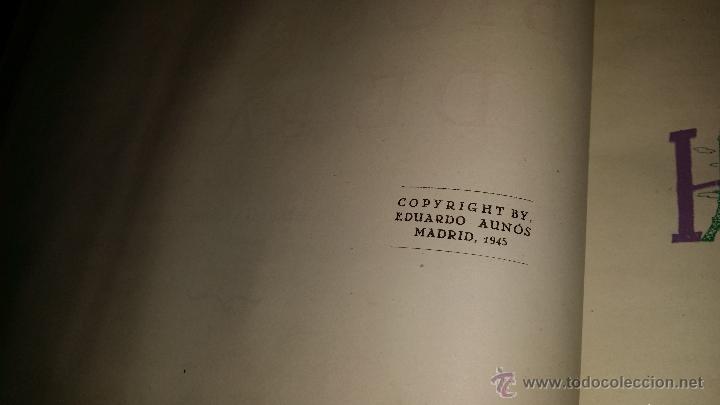 Libros de segunda mano: BIOGRAFIA DE PARIS,EDUARDO AUNOS,EDICION LUJO,ENCUADERNADA EN PIEL,AUTOGRAFIADA POR FERNANDO AUNOS - Foto 8 - 46947520