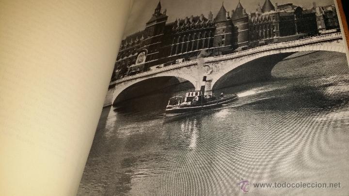 Libros de segunda mano: BIOGRAFIA DE PARIS,EDUARDO AUNOS,EDICION LUJO,ENCUADERNADA EN PIEL,AUTOGRAFIADA POR FERNANDO AUNOS - Foto 11 - 46947520