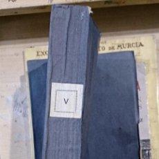 Libros de segunda mano: LAS IGLESIAS DE ESPAÑA. TOMOV (MADRID, 1806) TOMO DEDICADO A LAS IGLESIAS Y LA CATEDRAL DE TORTOSA. Lote 46959375