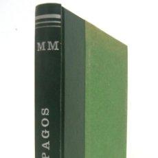 Libros de segunda mano: GALAPAGOS ISLAS ENCANTADAS SUAREZ DE LA TORRE 1977 QUITO ECUADOR. Lote 47021825