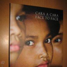 Libros de segunda mano: CARA A CARA / CAMBOYA - FACE TO FACE / CAMBODIA. (GEOGRAFÍA. VIAJES. FOTOGRAFÍA.). Lote 47136463