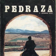 Libros de segunda mano: SEGOVIA - PEDRAZA. Lote 47265663
