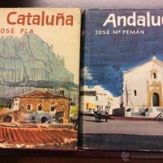 Libri di seconda mano: GUÍAS DE ESPAÑA, EDICIONES DESTINO. Lote 47969594