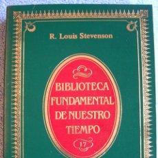 Libros de segunda mano: EL DIABLO DE LA BOTELLA Y OTROS CUENTOS - R. LOUIS ESTEVENSON. ALIANZA EDITORIAL EN 1984.. Lote 95774208