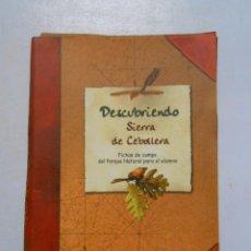 Libros de segunda mano - DESCUBRIENDO SIERRA DE CEBOLLERA. PARQUE NATURAL DE LA RIOJA. TDK230 - 48447080