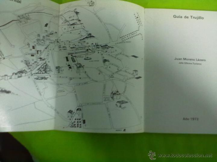 Libros de segunda mano: J. MORENO LAZARO BREVE GUIA DE TRUJILLO 1963 - Foto 2 - 48491525