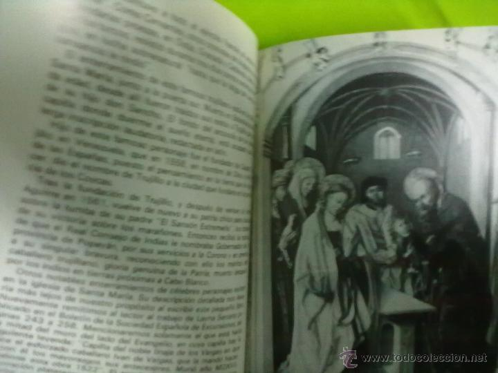 Libros de segunda mano: J. MORENO LAZARO BREVE GUIA DE TRUJILLO 1963 - Foto 3 - 48491525