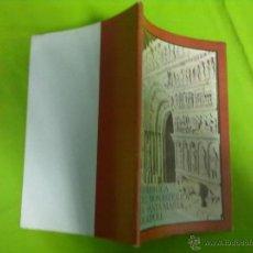 Libros de segunda mano: LA BASILICA DEL MONASTERIO DE SXANTA MARIA DE RIPOLL 5ª EDICION 1979. Lote 48491604
