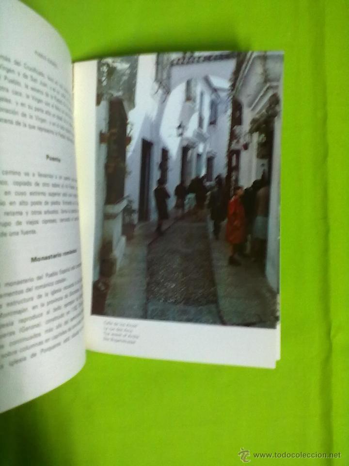Libros de segunda mano: PUEBLO ESPAÑOL DE MONTJUICH BARCELONA 1965 - Foto 4 - 48491905