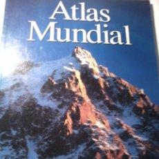 Libros de segunda mano: ATLAS MUNDIAL. PLANETA AGOSTINI. EST3B1. Lote 48541948
