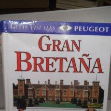 Libros de segunda mano: GUIA TURISTICA AGUILAR EL PAIS GRAN BRETAÑA Y OTRA VIENA MBE. Lote 48637647