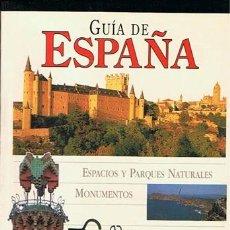 Libros de segunda mano: GUÍA DE ESPAÑA EL PAÍS - AGUILAR . Lote 48931285